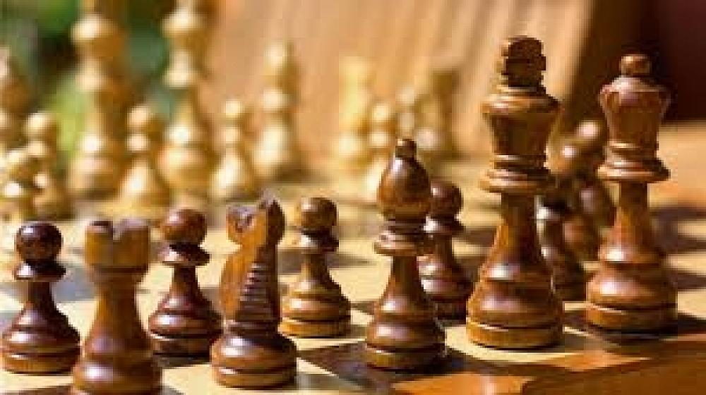 Chess Club meets Lunchtime today in Rm 15.