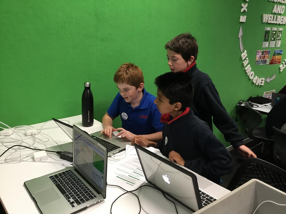 Great Christchurch Technology Challenge