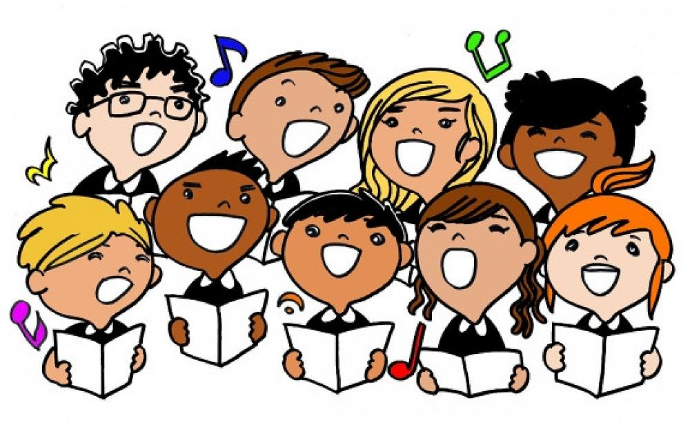 Singing Lessons – Monday and Wednesday! Be on time and in the right place please!