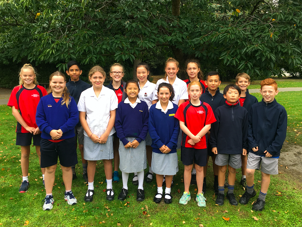 Monday 12th – Student Council