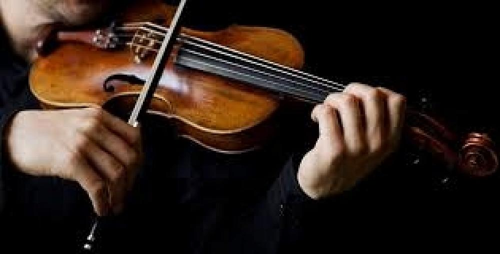Violin Lessons take place today at lunchtime AND Wednesday! Don't forget your violins and music!