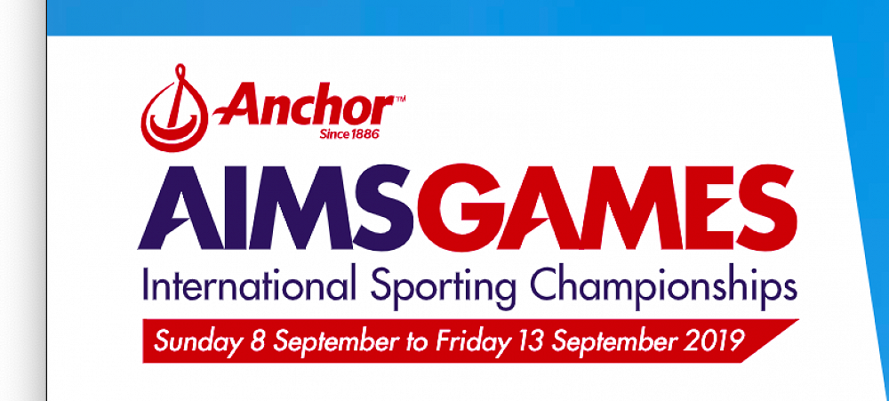 A huge GOOD LUCK to all students heading away this weekend to compete at the AIMS Games in Tauranga!!