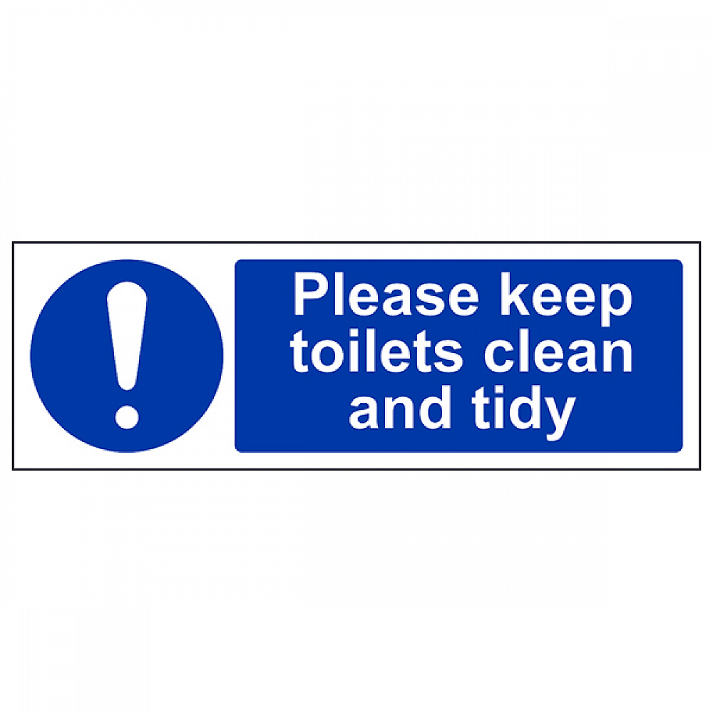 Respecting our Toilet Area