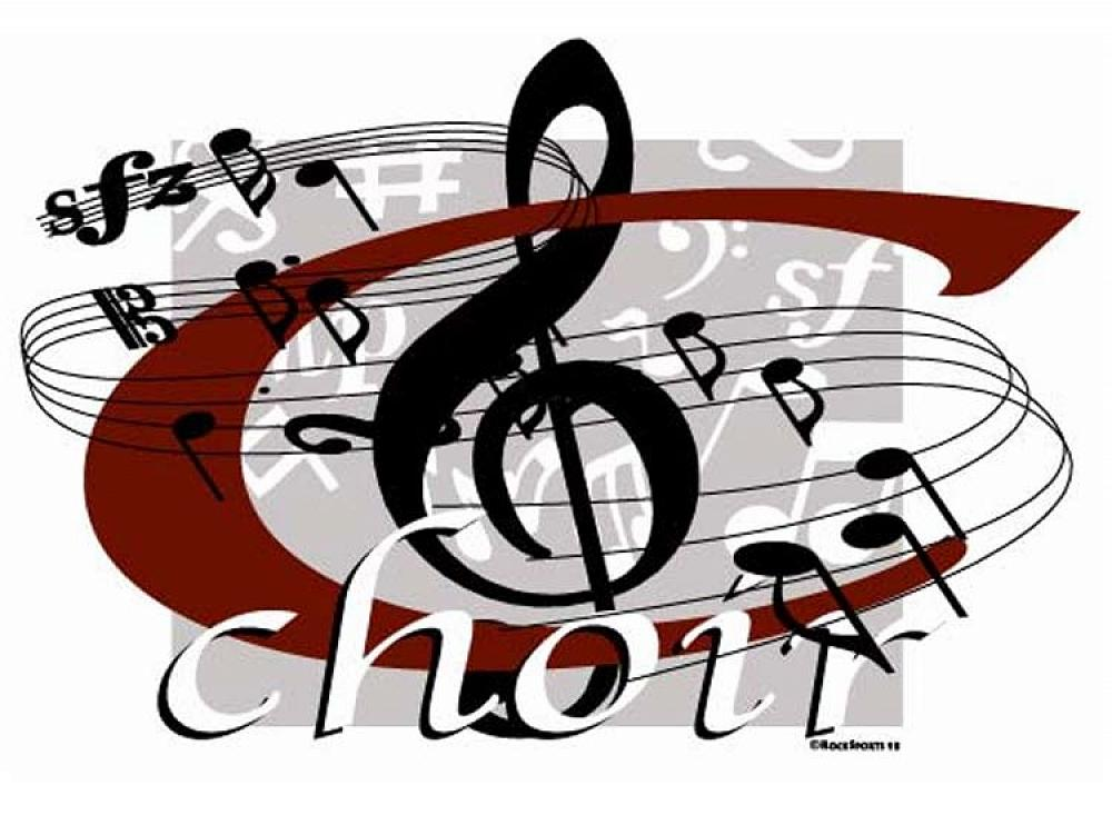 Chorale and Choir starts back tomorrow at 10:50am in the hall!